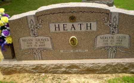 HEATH, VERLYN LEON - Greene County, Arkansas | VERLYN LEON HEATH - Arkansas Gravestone Photos