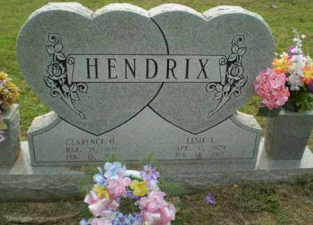 HENDRIX, ELSIE L - Greene County, Arkansas | ELSIE L HENDRIX - Arkansas Gravestone Photos