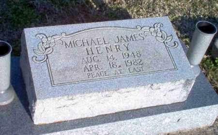 HENRY, MICHAEL JAMES - Greene County, Arkansas | MICHAEL JAMES HENRY - Arkansas Gravestone Photos