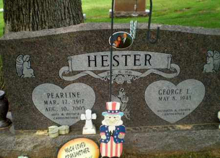 HESTER, PEARLINE - Greene County, Arkansas | PEARLINE HESTER - Arkansas Gravestone Photos