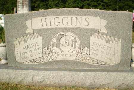 HIGGINS, ERNEST - Greene County, Arkansas | ERNEST HIGGINS - Arkansas Gravestone Photos
