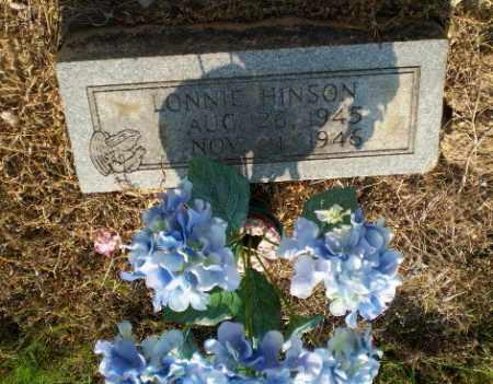 HINSON, LONNIE - Greene County, Arkansas | LONNIE HINSON - Arkansas Gravestone Photos