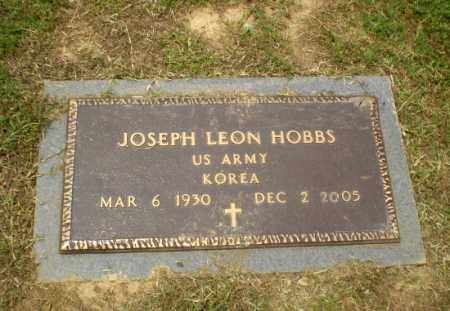 HOBBS  (VETERAN KOR), JOSEPH LEON - Greene County, Arkansas | JOSEPH LEON HOBBS  (VETERAN KOR) - Arkansas Gravestone Photos