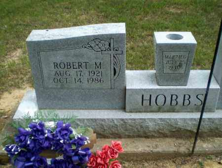HOBBS, ROBERT M - Greene County, Arkansas | ROBERT M HOBBS - Arkansas Gravestone Photos