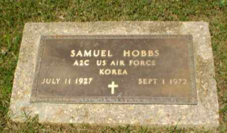 HOBBS (VETERAN KOR), SAMUEL - Greene County, Arkansas | SAMUEL HOBBS (VETERAN KOR) - Arkansas Gravestone Photos