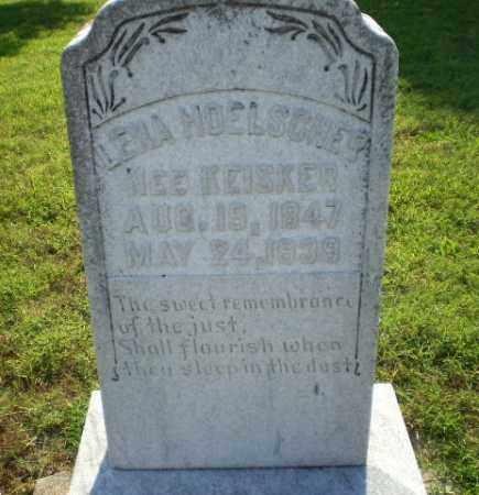 HOELSCHEY, LENA - Greene County, Arkansas | LENA HOELSCHEY - Arkansas Gravestone Photos