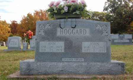 HOGGARD, JOHN - Greene County, Arkansas | JOHN HOGGARD - Arkansas Gravestone Photos
