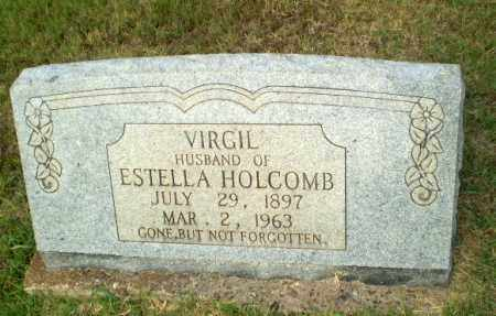 HOLCOMB, VIRGIL - Greene County, Arkansas | VIRGIL HOLCOMB - Arkansas Gravestone Photos