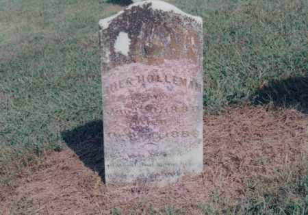 HOLLEMAN, IDA B. - Greene County, Arkansas | IDA B. HOLLEMAN - Arkansas Gravestone Photos