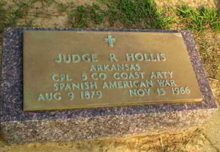 HOLLIS  (VETERAN SAW), JUDGE R - Greene County, Arkansas | JUDGE R HOLLIS  (VETERAN SAW) - Arkansas Gravestone Photos
