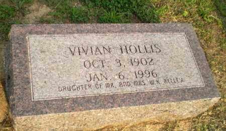KELLEY HOLLIS, VIVIAN - Greene County, Arkansas | VIVIAN KELLEY HOLLIS - Arkansas Gravestone Photos