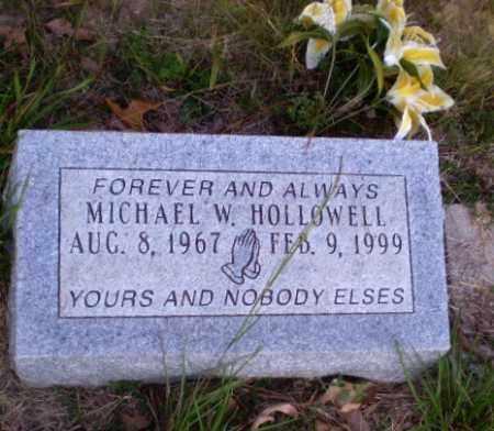 HOLLOWELL, MICHAEL W - Greene County, Arkansas | MICHAEL W HOLLOWELL - Arkansas Gravestone Photos