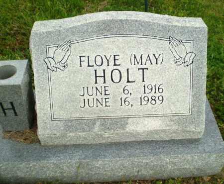HOLT, FLOYE (MAY) - Greene County, Arkansas | FLOYE (MAY) HOLT - Arkansas Gravestone Photos