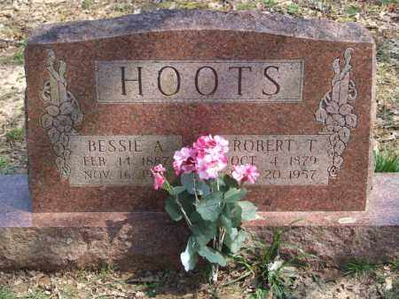 HOOTS, ROBERT T. - Greene County, Arkansas | ROBERT T. HOOTS - Arkansas Gravestone Photos