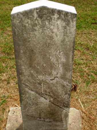 HOPKINS  (VETERAN CSA), J.T. - Greene County, Arkansas | J.T. HOPKINS  (VETERAN CSA) - Arkansas Gravestone Photos