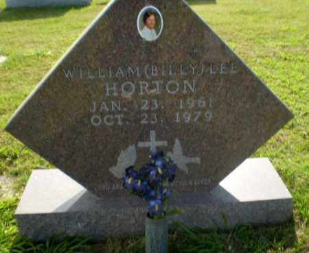 "HORTON, WILLIAM ""BILLY"" LEE - Greene County, Arkansas 
