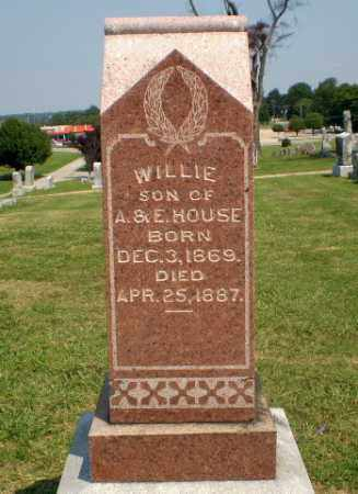 HOUSE, WILLIE - Greene County, Arkansas | WILLIE HOUSE - Arkansas Gravestone Photos
