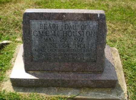 HOUSTON, PEARL - Greene County, Arkansas | PEARL HOUSTON - Arkansas Gravestone Photos