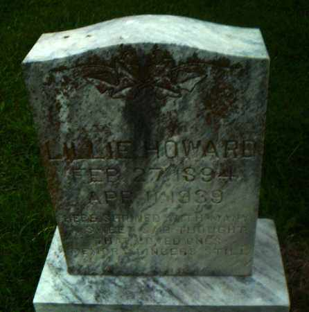 HOWARD, LILLIE - Greene County, Arkansas | LILLIE HOWARD - Arkansas Gravestone Photos