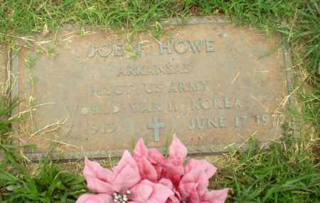 HOWE  (VETERAN 2 WARS), JOE F - Greene County, Arkansas | JOE F HOWE  (VETERAN 2 WARS) - Arkansas Gravestone Photos