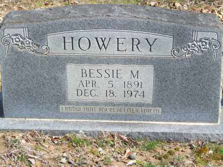 HOWERY, BESSIE M. - Greene County, Arkansas | BESSIE M. HOWERY - Arkansas Gravestone Photos