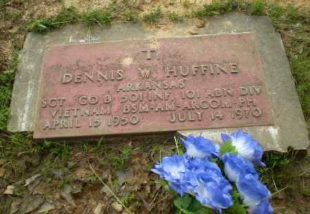 HUFFINE  (VETERAN VIET, KIA), DENNIS W - Greene County, Arkansas | DENNIS W HUFFINE  (VETERAN VIET, KIA) - Arkansas Gravestone Photos
