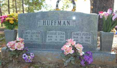 HUFFMAN, ELMER CARLTON - Greene County, Arkansas | ELMER CARLTON HUFFMAN - Arkansas Gravestone Photos