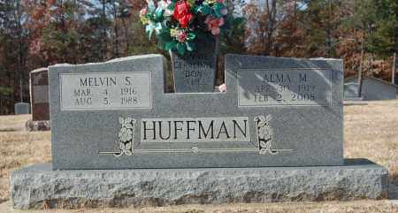 HUFFMAN, ALMA M. - Greene County, Arkansas | ALMA M. HUFFMAN - Arkansas Gravestone Photos