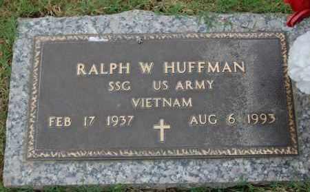HUFFMAN (VETERAN VIET), RALPH W - Greene County, Arkansas | RALPH W HUFFMAN (VETERAN VIET) - Arkansas Gravestone Photos