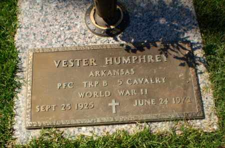 HUMPHREY  (VETERAN WWII), VESTER - Greene County, Arkansas | VESTER HUMPHREY  (VETERAN WWII) - Arkansas Gravestone Photos