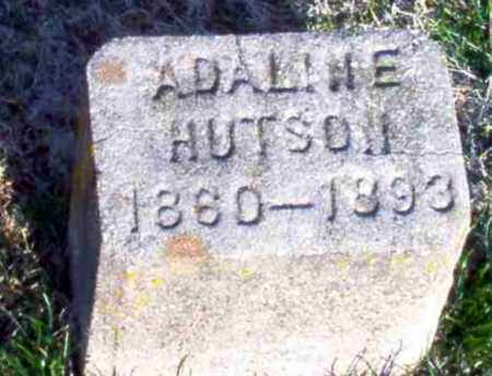 HUTSON, ADALINE - Greene County, Arkansas | ADALINE HUTSON - Arkansas Gravestone Photos