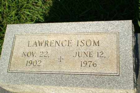 ISOM, LAWRENCE - Greene County, Arkansas | LAWRENCE ISOM - Arkansas Gravestone Photos