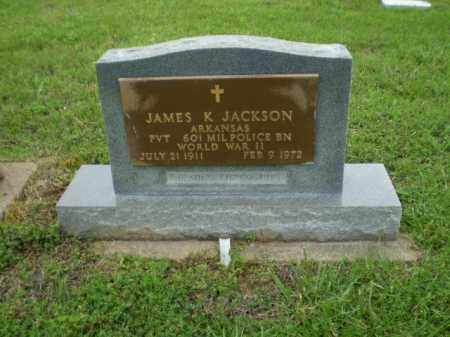 JACKSON  (VETERAN WWII), JAMES K - Greene County, Arkansas | JAMES K JACKSON  (VETERAN WWII) - Arkansas Gravestone Photos