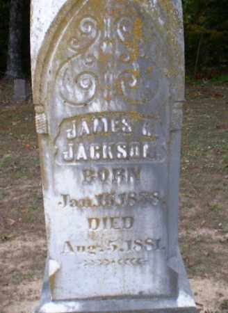 JACKSON, JAMES H - Greene County, Arkansas | JAMES H JACKSON - Arkansas Gravestone Photos