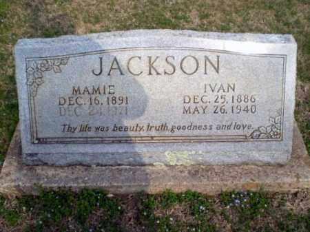 JACKSON, IVAN - Greene County, Arkansas | IVAN JACKSON - Arkansas Gravestone Photos