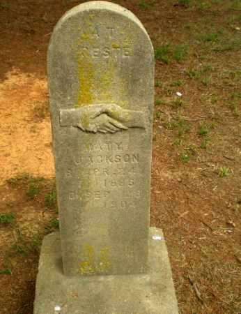 JACKSON, MATY - Greene County, Arkansas | MATY JACKSON - Arkansas Gravestone Photos