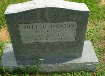 JACKSON, MILDRED - Greene County, Arkansas | MILDRED JACKSON - Arkansas Gravestone Photos
