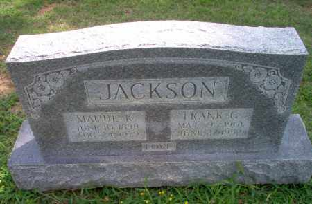 JACKSON, MAUDE K - Greene County, Arkansas | MAUDE K JACKSON - Arkansas Gravestone Photos