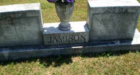 JAMISON, WILLIAM ENOS - Greene County, Arkansas | WILLIAM ENOS JAMISON - Arkansas Gravestone Photos