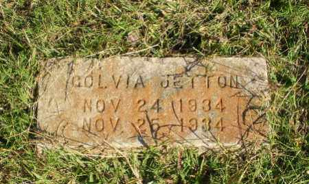 JETTON, COLVIA - Greene County, Arkansas | COLVIA JETTON - Arkansas Gravestone Photos