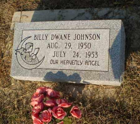 JOHNSON, BILLY DWANE - Greene County, Arkansas | BILLY DWANE JOHNSON - Arkansas Gravestone Photos