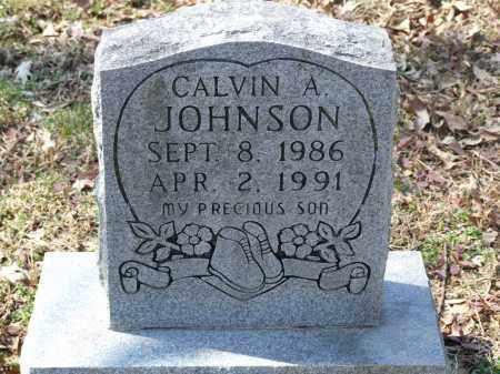 JOHNSON, CALVIN A. - Greene County, Arkansas | CALVIN A. JOHNSON - Arkansas Gravestone Photos