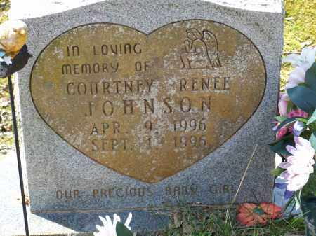 JOHNSON, COURTNEY RENEE - Greene County, Arkansas | COURTNEY RENEE JOHNSON - Arkansas Gravestone Photos