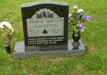 JOHNSTON, GEORGE S. - Greene County, Arkansas | GEORGE S. JOHNSTON - Arkansas Gravestone Photos