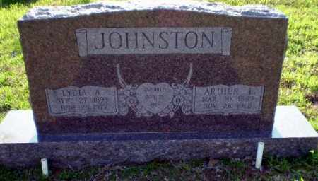 JOHNSTON, ARTHUR L - Greene County, Arkansas | ARTHUR L JOHNSTON - Arkansas Gravestone Photos