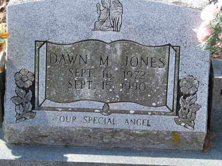 JONES, DAWN M. - Greene County, Arkansas | DAWN M. JONES - Arkansas Gravestone Photos