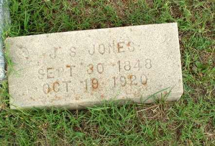 JONES, J.S. - Greene County, Arkansas | J.S. JONES - Arkansas Gravestone Photos