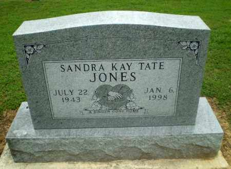 TATE JONES, SANDRA KAY - Greene County, Arkansas | SANDRA KAY TATE JONES - Arkansas Gravestone Photos