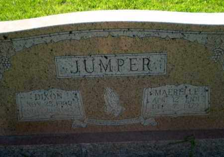 JUMPER, MAEBELLE - Greene County, Arkansas | MAEBELLE JUMPER - Arkansas Gravestone Photos