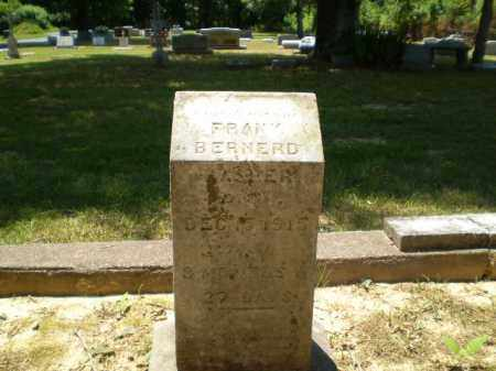 KASPER, FRANK BERNERD - Greene County, Arkansas | FRANK BERNERD KASPER - Arkansas Gravestone Photos